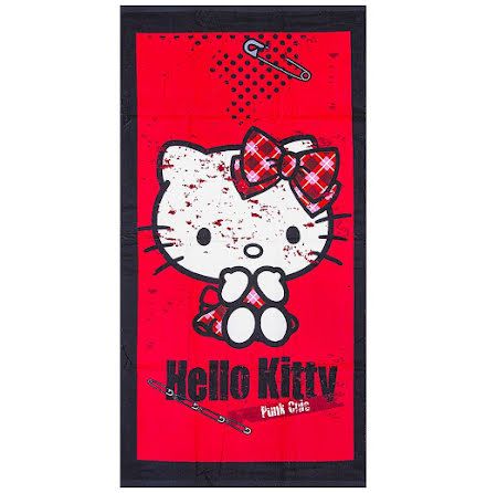 Badlakan / Handduk Hello Kitty