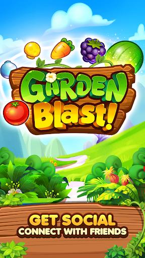 Garden Blast New 2019! Match 3 in a Row Games Free screenshots 2