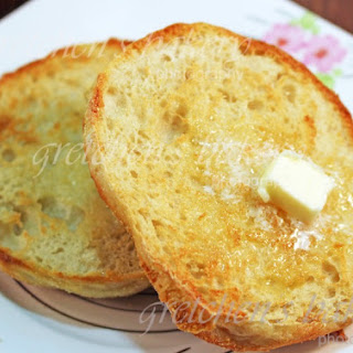 English Muffin.