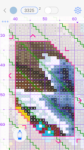 Cross Stitch Saga needlepoint- screenshot thumbnail