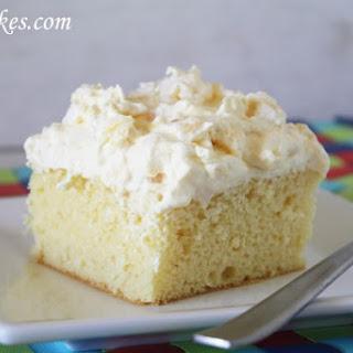 Sugar-Free Pineapple Lush Cake