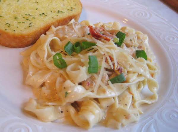 Creamy Zydeco Chicken Pasta Recipe