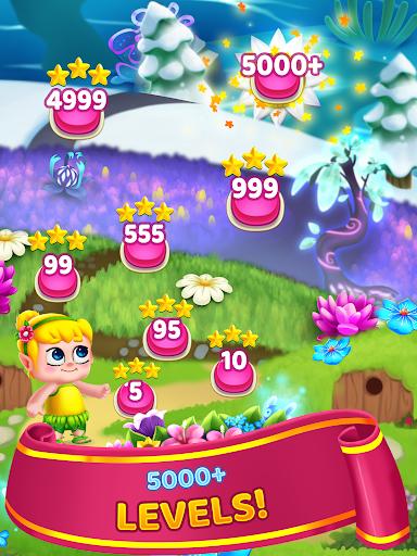 Flower Games - Bubble Shooter 3.7 screenshots 22