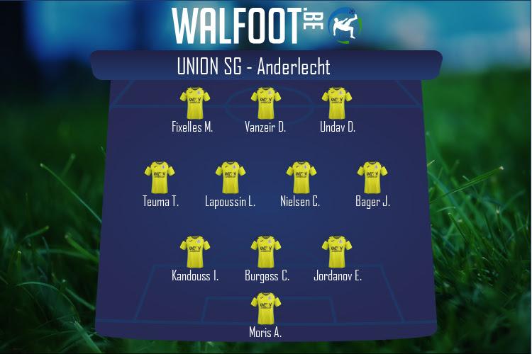 Union SG (Union SG - Anderlecht)