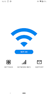 WiFi auto connect - WiFi Automatic Screenshot