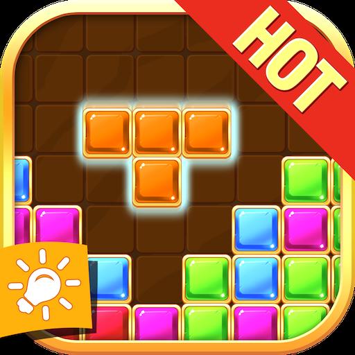 Candy Block Puzzle - Game xếp hình, xep hinh 2018