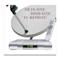 All in One Dish-DTH TV Remote icon