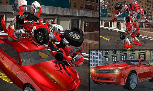 Car Robot Transport Truck  screenshots 3