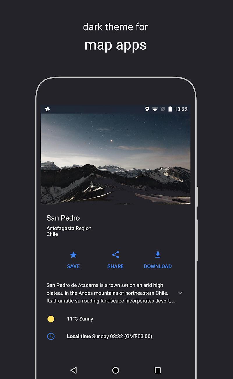 Swift Dark Substratum Theme Screenshot 5