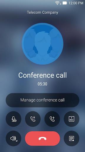 ASUS Calling Screen screenshot 5
