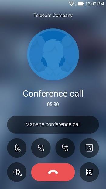 ASUS Calling Screen screenshot 4