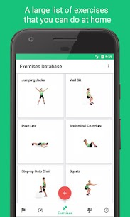 7-Minute Workouts -Daily Fitness with No Equipment 1.3.11 MOD + APK + DATA Download 2
