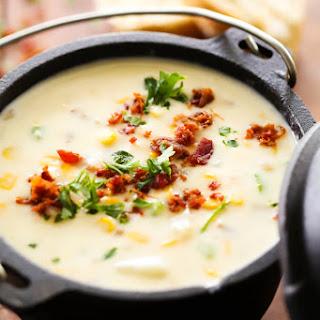 Corn Chowder With Frozen Corn Recipes.