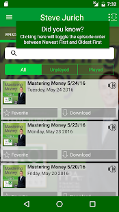 Mastering Money- screenshot thumbnail