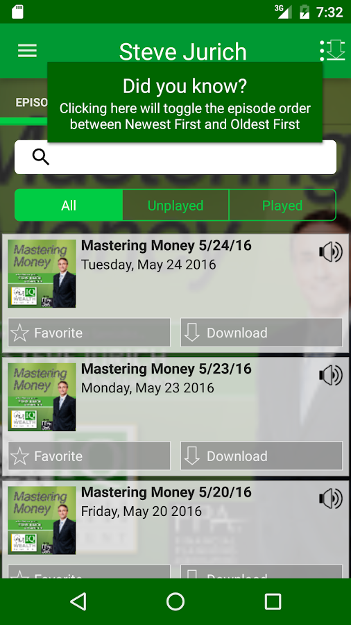 Mastering Money- screenshot
