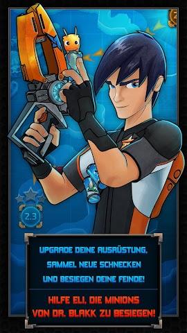 android Slugterra: Dark Waters Screenshot 18