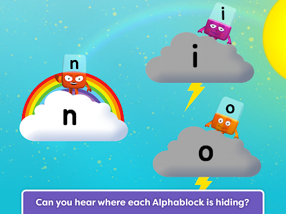 Alphablocks - Letter Fun!- screenshot thumbnail