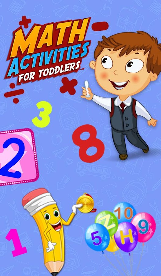 Math Activities For Toddlers- screenshot