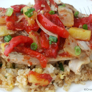 Crock-Pot Sweet & Sour Pork Chops