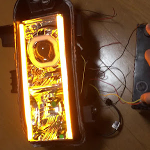 モビリオスパイク GK1 CBA-GK1のライトのカスタム事例画像 なっしーさんの2019年01月17日22:13の投稿