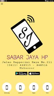 Sabar Jaya HP - náhled