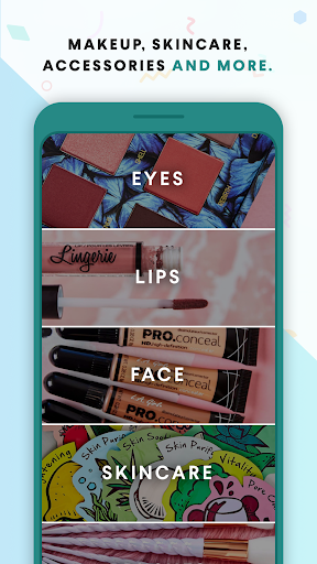 Hush - Beauty for Everyone app (apk) free download for Android/PC/Windows screenshot