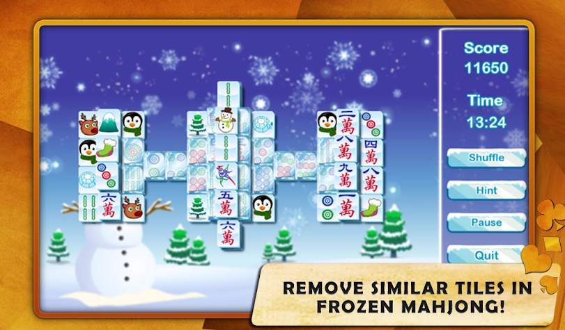 9 Fun Solitaire Games Premium Screenshot