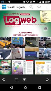 Revista Logweb screenshot 2