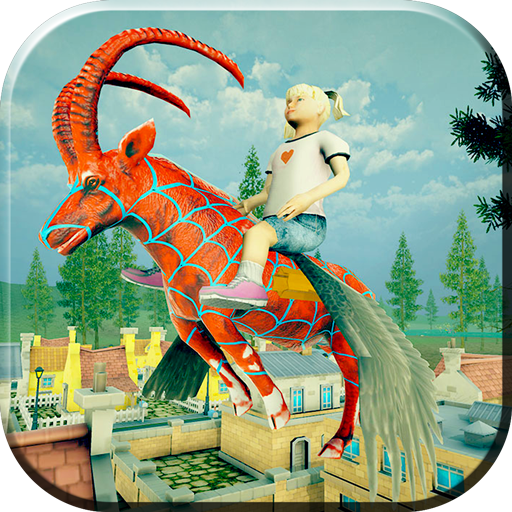 Super Hero Goat Evolution : Simulator Android APK Download Free By MobilePlus