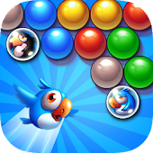 Bubble Bird Rescue 2 - Winter