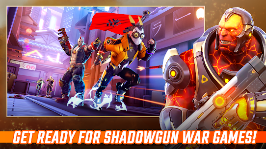 Shadowgun War Games – Online PvP FPS 2