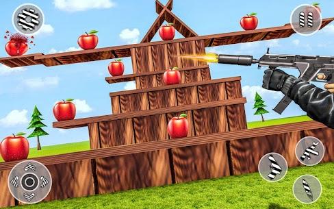 Real Apple Shooting: Ultimate Shooting Game 4