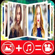Photo Video Maker With Music : Slideshow Maker APK for Bluestacks