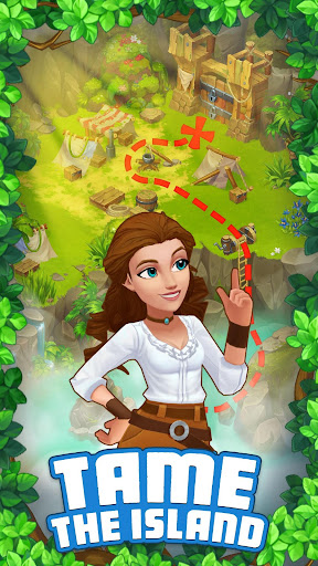 Puzzle Island screenshot 1