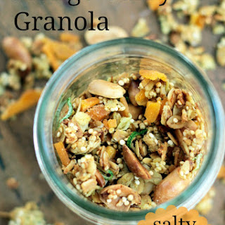 Mango Curry Granola