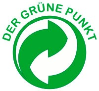 Green Dot Sign (Der Grune Punkt)