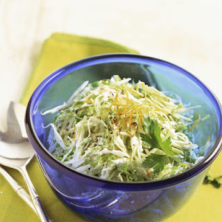 Napa Cabbage Coleslaw.