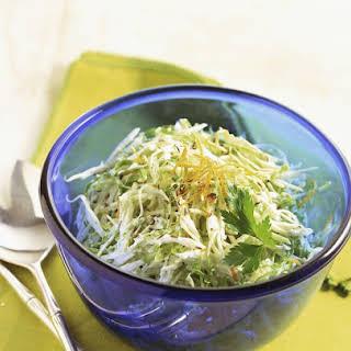 Napa Cabbage Coleslaw Recipes.
