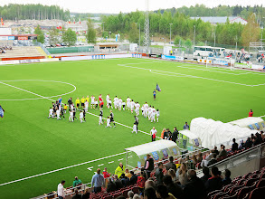 Photo: 19/05/13 v Örebro SK (Superettan) 1-1 - contributed by Leon Gladwell
