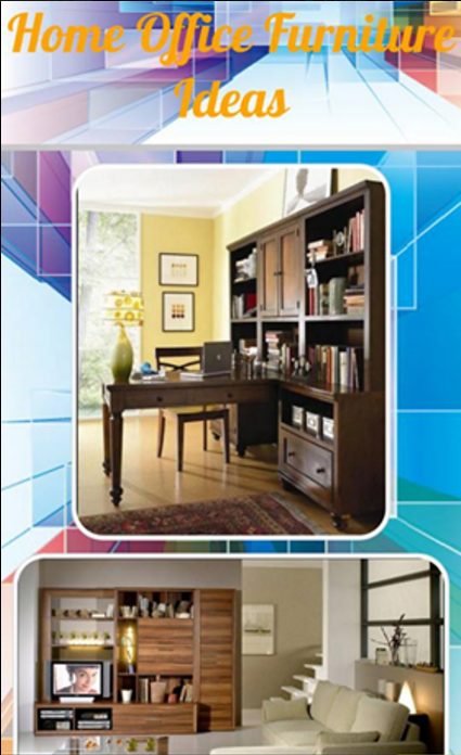 Home office furniture ideas android apps on google play for Home office playroom design ideas