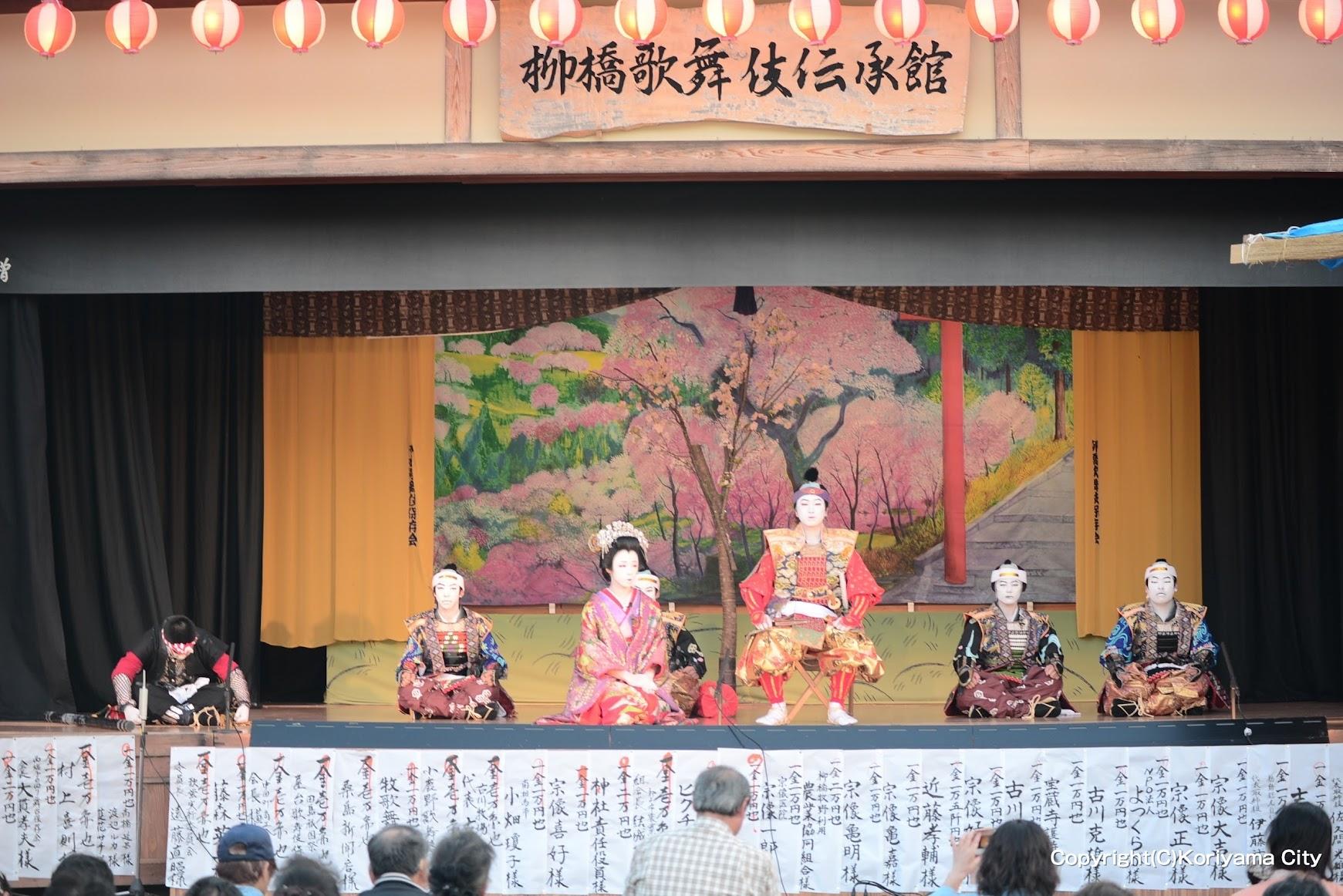 YOSAKOIに阿波踊り に 歌舞伎 な9月の イベント 郡山