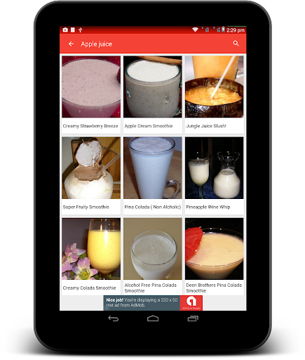 Juice Recipes for Android apk 20