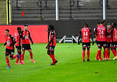 Voici les compos de Seraing-Sporting de Charleroi