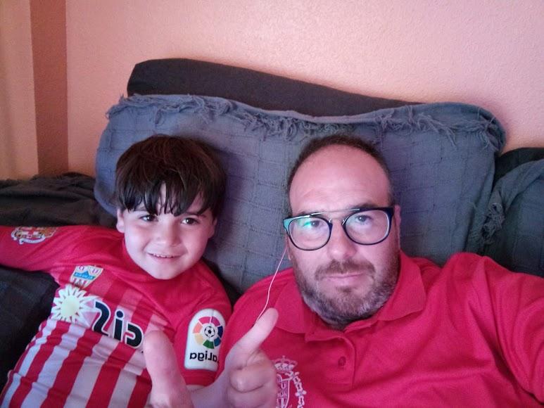 Francisco Luis Cayuela Ruiz y Daniel Cayuela Gil.