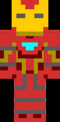 iron golem with block