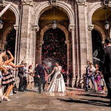 Wedding photographer Cristina Arquimbau (Fotochitabodas). Photo of 31.07.2017