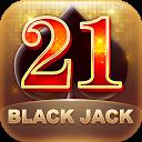 Blackjack-Free online casino poker game APK