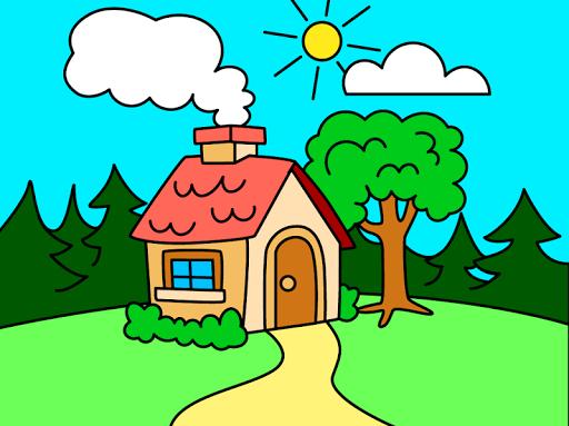 Coloring games : coloring book 1.0.18 screenshots 8
