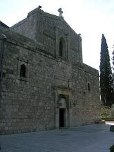 Photo: Orthodox church on Mt. Tabor