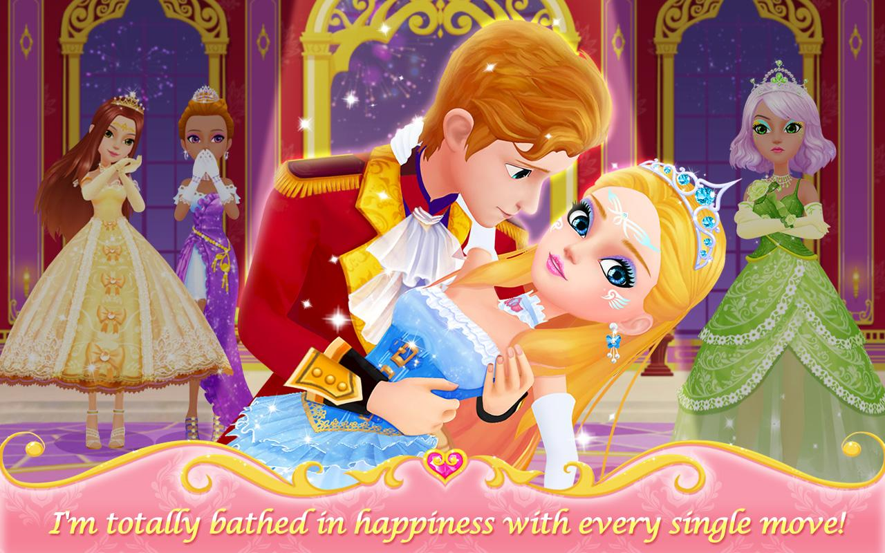 Princess Dancing Party- screenshot